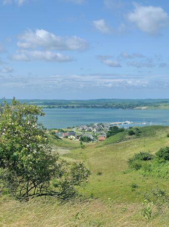 mecklenburg western pomerania: Gager,Ruegen island,baltic Sea,Germany