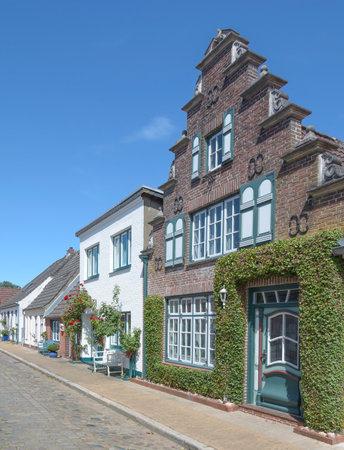 Friedrichstadt,North Sea,North Frisia,Schleswig-Holstein,Germany