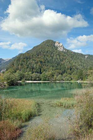 Lake Jasna,Triglav national Park,Slovenia,