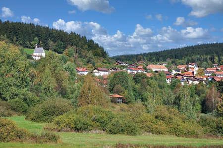 Sankt Englmar,bavarian Forest,Germany