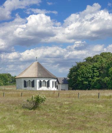 Chapel of Vitt,Ruegen,baltic Sea,Mecklenburg-Vorpommern,Germany