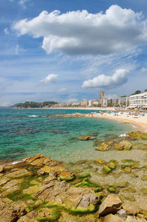 Lloret de Mar,Costa Brava,Catalonia,Mediterranean Sea,Spain,