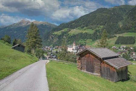 Neustift im Stubaital valley, Tirol, Austria
