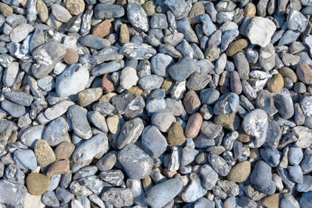Flintstone Field on Ruegen,baltic Sea,Mecklenburg-Vorpommern,Germany