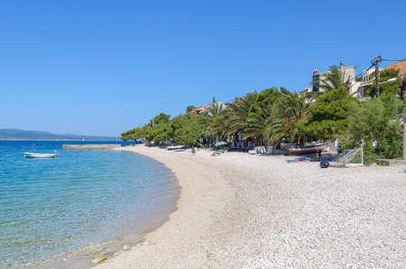 Village of Bratus,Makarska Riviera,Adriatic Sea,Dalmatia,Croatia