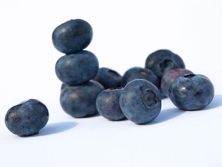 Blueberry stacks