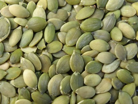 hulled: Pumpkin seeds