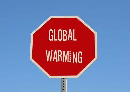 ストップ地球温暖化
