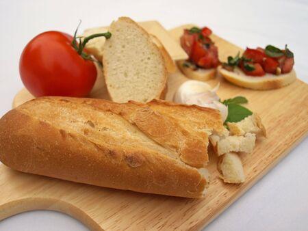地中海の食材 写真素材
