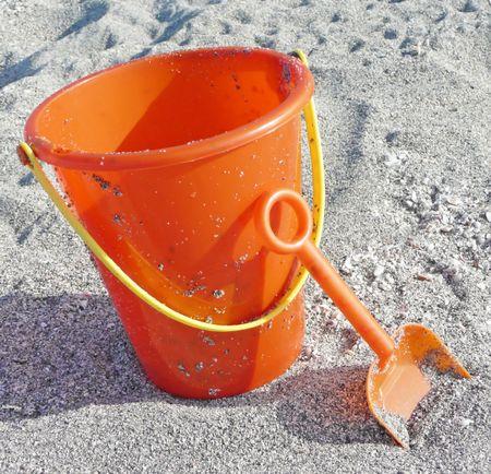 砂のバケツ