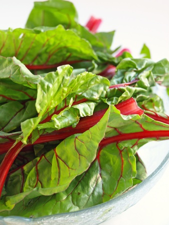 roughage: Chard right side