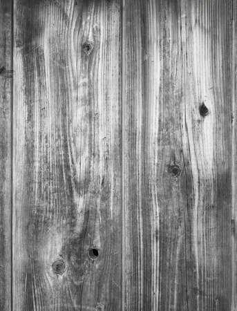 黒と白で木材を風化します。