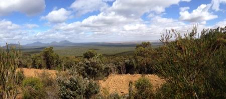 ranges: Stirling varia panorama