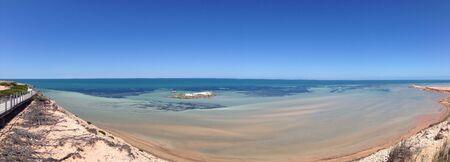 bluff: Eagle bluff western Australia panorama