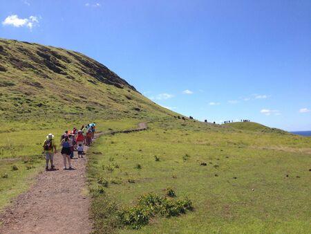 rano raraku: Rano raraku Rapa Nui Easter Island