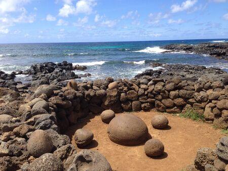 rapa: The navel of the world Rapa Nui Easter Island