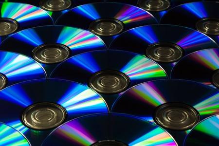 gigabytes: DVD blank digital storage