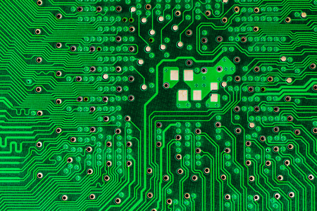 computer circuit board photo
