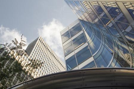 New York empire CEO rich moguls on wall street in manhattan billionaires super rich on 6th avenue.