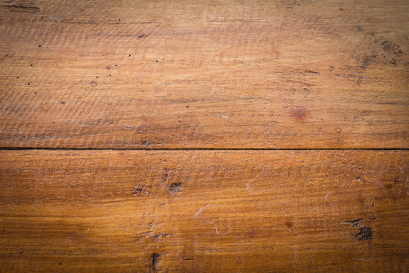 Rustic wooden boards for graphic resource usage with natural rustic feel. Stock Photo