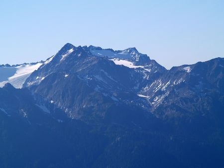 pacific northwest: mountains in the Pacific Northwest