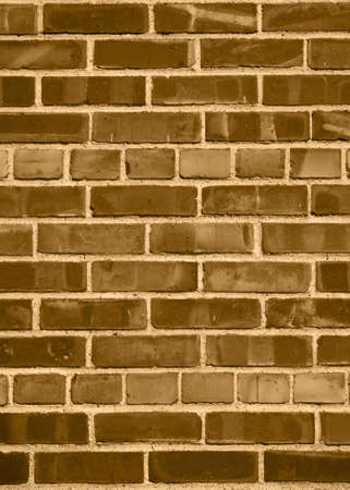 A close up on an old brick wall background texture. Stock Photo - 5660611