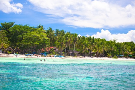 bohol: Tropical Puntod Island in the Philippines