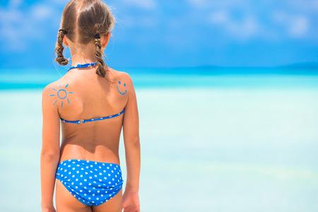 child protection: Child protection sun cream