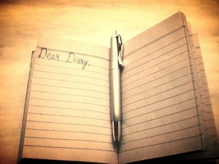 my dear: Dear diary