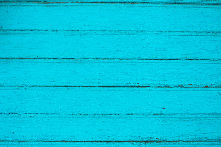 background old painted wooden planks with cracked paint photo