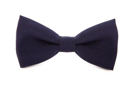 Bow tie James Bond on a white background.