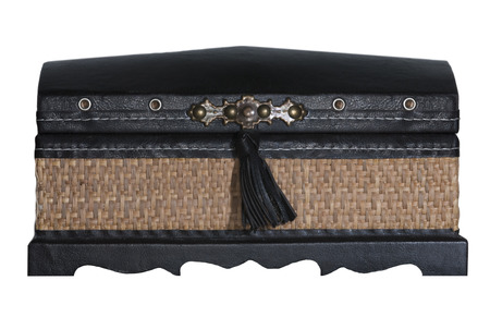 incommunicado: Decorative jewelry box
