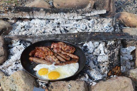 breakfast Zdjęcie Seryjne