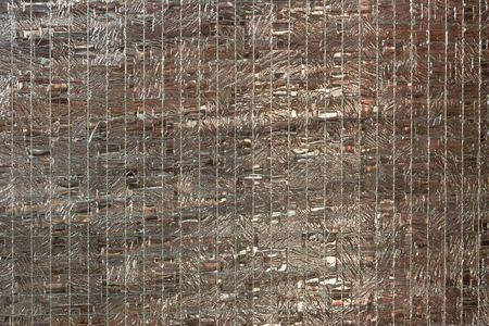 Reinforced wired safety glass background Reklamní fotografie