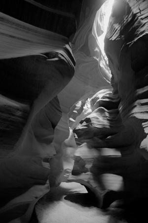 lake powell: Antelope canyon, Lake Powell, Page Stock Photo