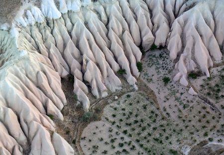 erosion: badlands and erosion