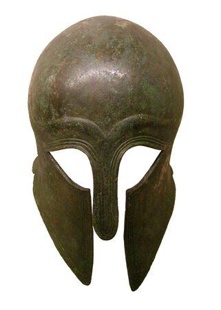 troy: bronze helm