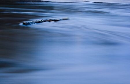 rippling: water movement