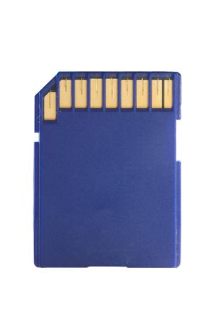 memory card photo