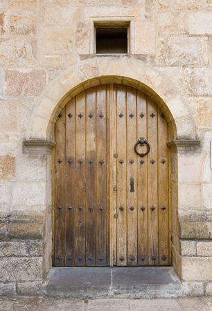 image of the detail of an old door Stock Photo - 2169369