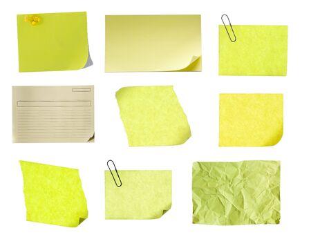 Imagen de una hoja de papel en blanco listos para editar  Foto de archivo - 2752636