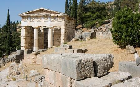delphi oracle Greece photo