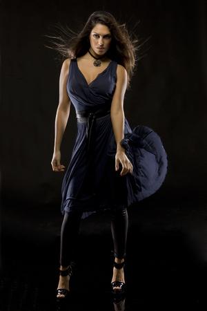 gorgeous woman photo