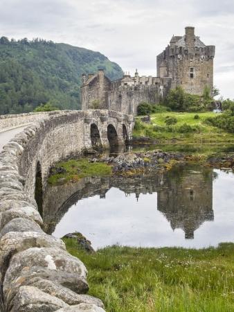 highlander: castillo más famoso de Escocia. La ubicación Highlander Editorial