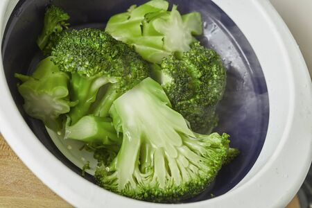 brocoli: delicious healthy vegetable good for vegetarian diets