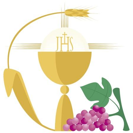 communion: religious symbol
