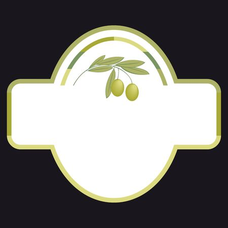 aceite de oliva virgen extra: R�tulo de aceite de oliva