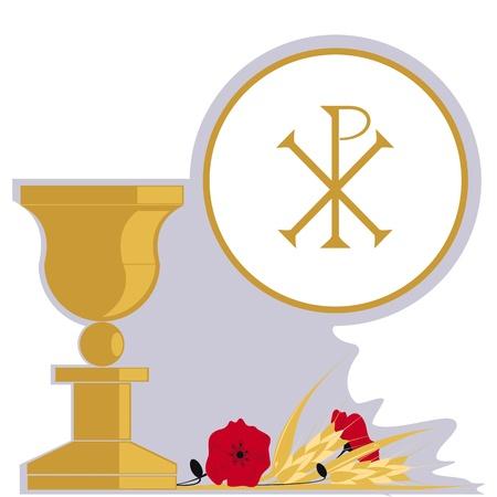 Christian Religion, symbol Stock Vector - 10939709