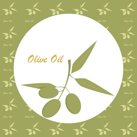 label for olive oil