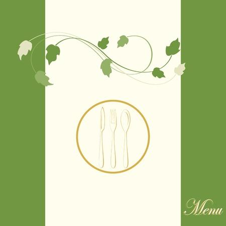 covered: Menu - Menu for Restaurant